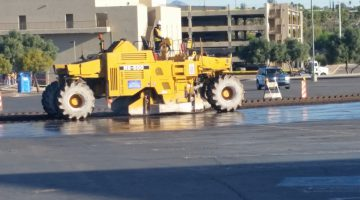 pulverizing machine Tucson mall