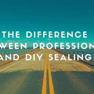 The difference between professional and diy sealing eagle rock professional and diy sealing homeowners dealing with the constant struggle of coming home to a rugged looking driveway may start to wonder what could solutioingenieria Image collections